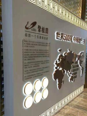 碧桂园生态城导视系统