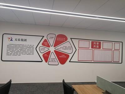 企业文化墙主要做的是什么?